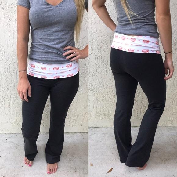 716e2b3d6e PINK Victoria's Secret Pants | Sale Victorias Secret Pink Uf Gators ...